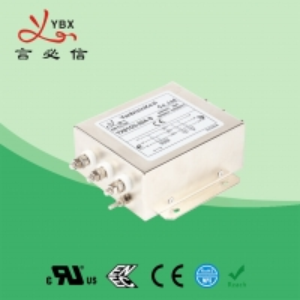 Quality 50A AC Converter EMC Noise Filter 12V 24V 48V 80V 250V Eco - Friendly for sale