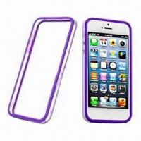 Quality Cellphone Cases for iPhone 5 Bumper, Various Colors Available for sale
