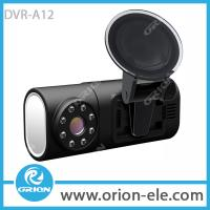 Quality 5MP COMS icatch dvr car camera with ce fcc rohs DVR-A12 for sale