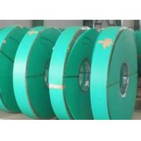 China Grade 444 SS Cold Rolled Steel Strip, High Precision Stainless Steel Strip Roll on sale
