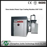 Quality Three Basket Planet Zinc Flake Coating Machine DSP T350 Operation Control System for sale