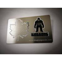 Buy cheap Glossy Custom Metal Bookmarks Cut Out / Etching Printing Logo Stainless Steel from wholesalers