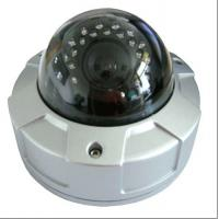 Quality Weatherproof Night Vision CCTV Dome Camera Outdoor With IR LEDs , IR 40m for sale