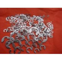 Quality DIN6799 Retaining E-Ring SUS304 316 Stainless Steel Fasteners for sale