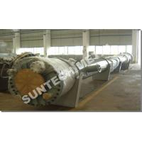 Quality Nickel Alloy C-276 / N10276 Tray Type Industrial Distillation Equipment for sale