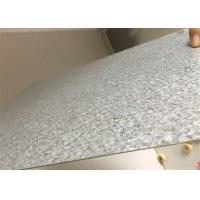 Buy cheap Galvanized Sheet Metal Strips Thickness Customized Corrosion Resistance from wholesalers