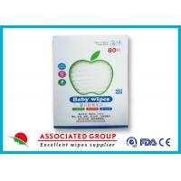 Buy cheap Square Shape Disposable Dry Wipes Multi - Purpose Pure Cotton No Chemical from wholesalers