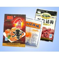 China PET / AL / PE Plastic Food Packaging Bags with 13 Colors Gravure Printing on sale