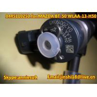 Quality Bosch Common Rail Injector 0445110250 for MAZDA BT-50 WLAA-13-H50 for sale
