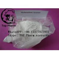 Buy 99% Purity Methenolone Acetate / Primobolan acetate CAS  434-05-9 raw powder for body building at wholesale prices