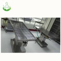 2017 hot sales best seller surgery table for animals