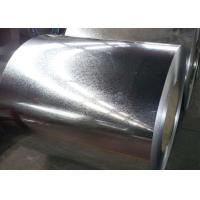 Quality High Gloss Galvalume Steel Coil / Sheets 0.15 - 0.8mm Thickness For Workshop for sale