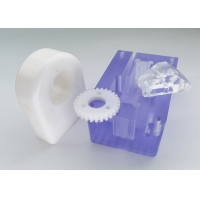 Quality ABS POM PET CNC Plastic Machining Prototype Sandblasting For Medical Parts for sale