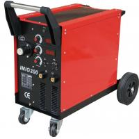 Quality Inverter Electric MIG Welder With MIG MMA Process For Automobile Maintenance for sale