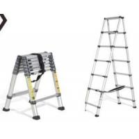 Buy cheap Telescopic Ladder, Extension Ladder, Aluminum Ladder (BZ-F005) from wholesalers