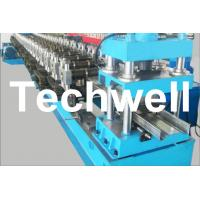 Quality 16 Steps Forming Station Sigma Purlin Roll Forming Machine With 4mm Thickness for sale