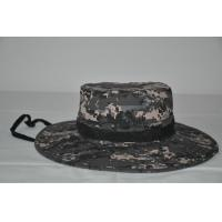 Quality Hot sale City camo military chapeau/tactical chapeau for sale