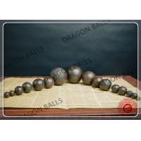 Quality High Hardness Hot Rolling Steel Balls , Grinding Balls For Ball Mill for sale
