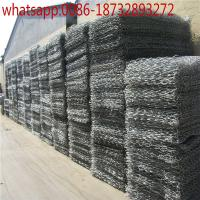 China gabion baskets beach/wire box retaining wall/wire mesh gabion basket price/gabion uk/gabion basket fill material on sale