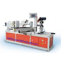 Buy cheap Two Heads Paper Pipe Making Machine / auto Paper Tube Forming Machine from wholesalers
