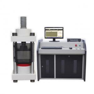 Quality YAW-2000D  Automatic pressure testing machine,concrete compression test machine for sale