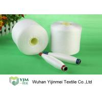 Quality Dyed Polyester Yarn On Plastic Cylinder Cone for sale