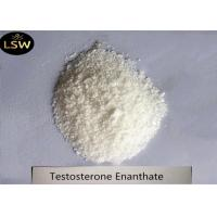 Quality White Powder Bodybuilding Anabolic Steroids Testosterone Enanthate CAS 315-37-7 Purity 99% for sale