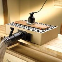 Quality HOT Sale Side-draft Sanding Table LYD-1225 for sale
