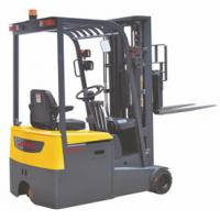 Quality Warehouse 3 Wheel Electric Forklift , Industrial Lift Truck 1500KG Load Capacity for sale