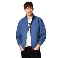 Buy cheap Full Sleeve Denim Fabric Casual Jean Jackets / Adult Blue Denim Jacket from wholesalers