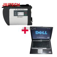 China MB SD Connect Compact 4 Star Diagnosis with DELL D630 Laptop 4GB Memory Support Offline Programming on sale