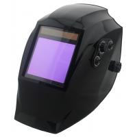 Quality Large View Auto Darkening Welding Hoods , Auto Dimming Welding Mask With Grind Mode for sale
