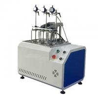 Quality ISO 075 ASTM D 648 ASTM D 1525 Plastic  Vicat Softening Point Temperature Tester for sale