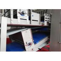 Buy cheap Puff Pastry Laminator With Advanced PLC System , 12 Flour Duster Commercial from wholesalers
