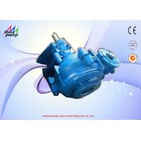 China Wear Resisting Rubber Lined Single Suction Centrifugal Pump For Fine Particle on sale