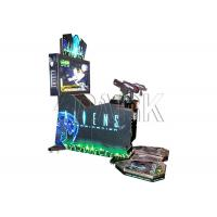 Quality 42 Inch Aliens Extermination Pedal Shooting Arcade Machines for sale