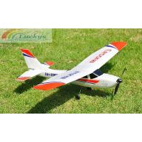 China RTF Cessna 2.4Ghz 4CH EPP Electric rc airplanes model rc glider,4CH RC airplane,RC glider on sale