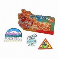 Quality Colorful Refrigerator Magnets, Made of Metal or Plastic for sale