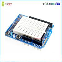 Quality Proto Shield for ARDUINO UNO ProtoShield Prototype Expansion Board with SYB-170 Mini Breadboard Based for sale
