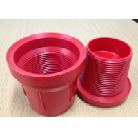 China API Plastic or Plastic Steel Heavy Duty HDPE Thread Protectors for Drill Pipe or OCTG on sale