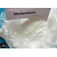 Quality CAS 521-11-9 99% Purity White Crystalline Cutting Cycle Steroids Powder Mestanolone  For Bodybuilding for sale