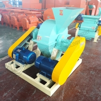 Quality Compound fertilizer making equipment cage type crusher machine for sale