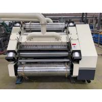 Quality SF-280 Corrugated Paperboard Single Facer Machine Adopts Vacuum Suction Structure for sale