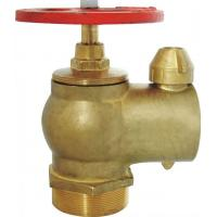"""Quality Red / Brass  2"""" BSP  Fire Hydrant Valve High Pressure Single Hydrant Valve for sale"""