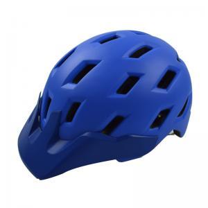 Quality Unique Mountain Biking Helmets Lightweight Safe European 10P Material for sale