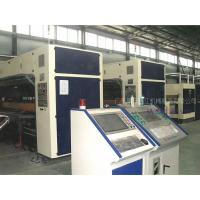 Quality Computer Control Dual Seats Thin Blade Slitter Scorer Corrugated Cutting for sale