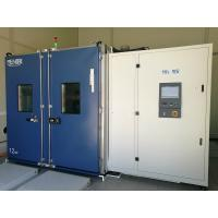 Large Volume Climatic Test Chamber , Temperature Test Chamber 8-100m³ Automotive Integrated