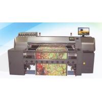 Quality High Speed digital Textile Printing Machine 4 - 8colors AC 220V for sale