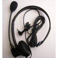 Quality Panasonic KX-TCA60 Hands-Free Headset with Comfort Fit Headband for sale