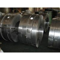Quality 304 / 316 / 430 Cold Rolled Steel Strip in Coil With 2B / BA Finish, 7mm - 350mm Width for sale
